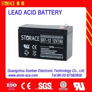 12V 7ah Backup Battery (20hr battery) pictures & photos