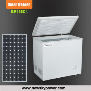 408L Solar Refrigerator Freezer pictures & photos