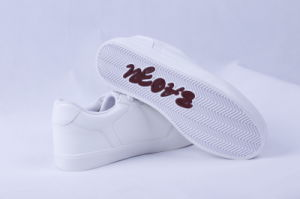 Vulcanized Shoe Rubber Outsole for Mens Bz1621-Skate Shoes pictures & photos