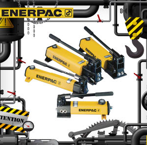 Original Enerpac P-Series Lightweight Hand Pumps (P141-P842) pictures & photos