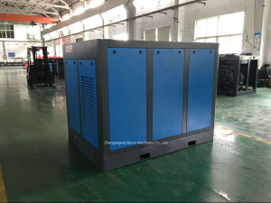 Rj Series Belt Type Air Cooled Screw Air Compressor pictures & photos