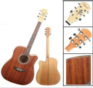 "41 Inch Acoustic Guitar (Chord-ED25-41"")"