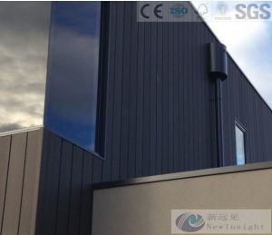 Wood Plastic Composite Wall Cladding with Ce, Fsc, SGS, Intertek Certificate pictures & photos