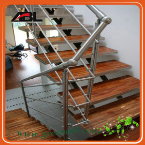 Stainles Steel Indoor Stair Handrail pictures & photos