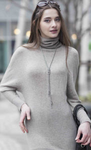 Women′s Fashion Cashmere Sweater (1500002081) pictures & photos