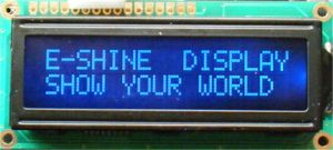 LCD Display Character COB EC1602K0-DN-6B pictures & photos