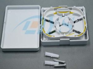 FTTH Mini Fiber Optic Terminal Box (FTTH-005) pictures & photos