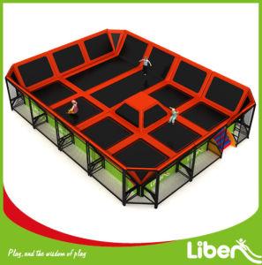 Liben Wholesale Indoor Children Indoor Trampoline pictures & photos