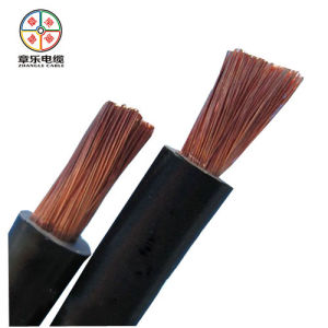 Sigle Conductor Rubber Cable for Appliance