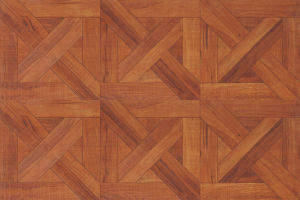 Art Parquet Wood Composite Laminated Floor for 8.3mm E1 pictures & photos