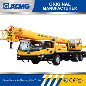 XCMG 25 Ton New Mobile Crane Co Rough Terrain Crane pictures & photos
