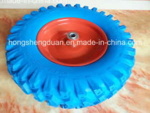 PU Foam Wheels (4.80/400-8) pictures & photos