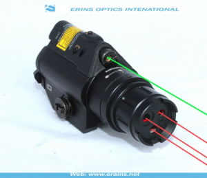 Tactical Triple Red Laser Sight with Single Green Laser Scope Combo pictures & photos