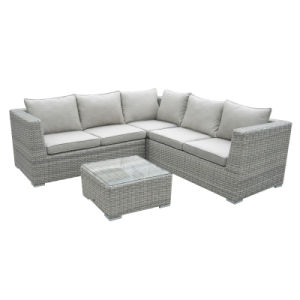 Wicker Patio Sofa Outdoor Rattan Furniture Chair Table Home Garden Furniture Wicker Furniture Rattan Furniture (Hz-BT005) pictures & photos