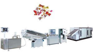 High Speed Filled Jam Hard Candy Plant pictures & photos