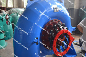 Mixed-Flow/Francis Hydro Turbine Generator pictures & photos