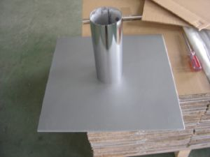 Aluminum Base Plate for Exhibition Booth Display Stand (GC-Z026) pictures & photos