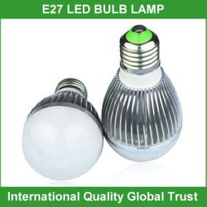 Cheap E27 3 Watt Way LED Light Bulb 3W