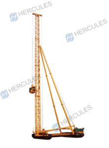 25m Piling Depth Electric Crawler Wick Drains pictures & photos