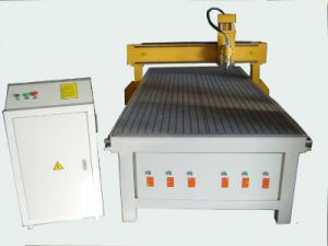 CNC MDF Cutting and Engraving Machine 4.3 * 8.2 Feet
