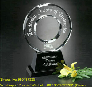 OEM Laser Engraving Plexiglass / Pespex Trophy Award pictures & photos