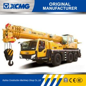 XCMG Official Manufacturer Qay55 55ton All Terrain Crane for Sale pictures & photos