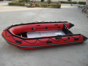 Liya 3.6m PVC Portable Inflatable Boat China Wave Boat for Sale pictures & photos