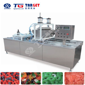 Suitable for Each Colloid Full Automatic Starch Moulding Gummy Candy Making Machine pictures & photos