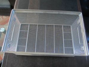 Valve Washing Wire Basket pictures & photos