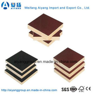Dynea Film Faced Plywood for Building Construction Materials pictures & photos