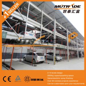 5 7 9 Cars Automatic Car Parking System Price pictures & photos
