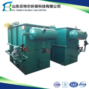 Yw-5 Small Daf Dissolved Air Flotation for Oily Water Separator pictures & photos