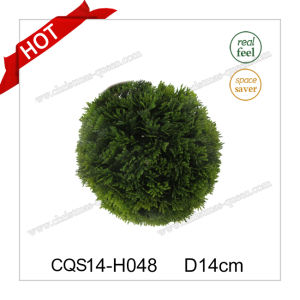 D14cm Outdoor Extension Cord Green Artificial Christmas Decoration pictures & photos