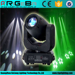 DMX 1X150W White Spot Moving Head Stage Light pictures & photos