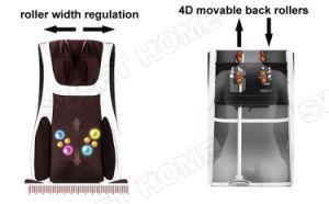 Electric Luxury Body Care Neck Back Buttocks Shiatsu Massage Cushion pictures & photos
