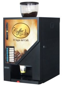 Fully Automatic Bean to Cup Coffee Vending Machine- Lioncel EXL 200 pictures & photos