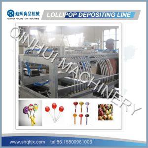 PLC Control&Full Automatic Lollipop Making Machine (150-600KG/HR) pictures & photos