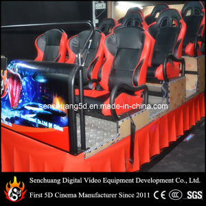 Hot Sale 5D Attraction Theater Game Machines