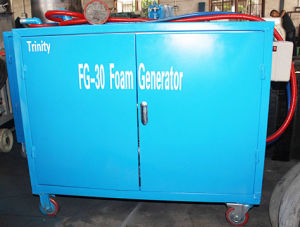 Fg-5 Mobile Foaming Generator