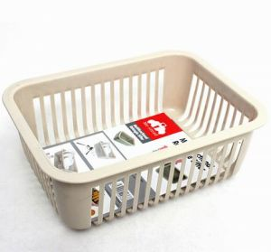 Square PP Drain Basket for Household pictures & photos