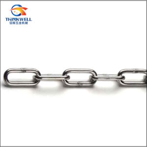 Q235 Zinc Plated DIN5685 Link Chain pictures & photos