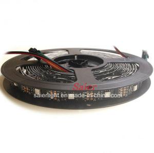 Super Brightness Flexible 5050 Black PCB RGB LED Strip