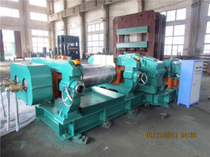 Two Roll Mixing Mill with Stock Blender / Rubber Mixing Mill (X(S) K-450, X (S) K-460, X (S) K-550, X (S)K-560) pictures & photos