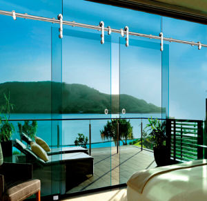 Glass Sliding Door/ Sliding Door Fittings pictures & photos