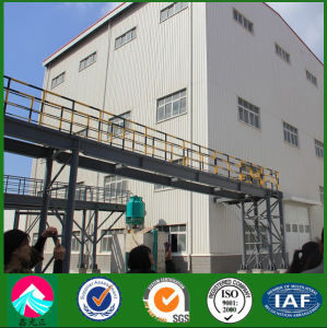 High Galvanized Steel Plant for Africa pictures & photos