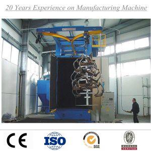 LPG/CNC/Gas Cylinder Shot Blasting Machine pictures & photos