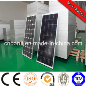 Best Price 140W Solar Panel Power System with Power Cables for Solar on Grid System for Home Use pictures & photos