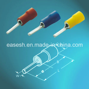 Manufacture UL Approved Insulated Pin Crimp Terminals pictures & photos