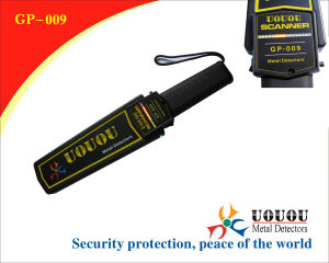 Handheld Metal Detectors for Body Security (GP-009) pictures & photos