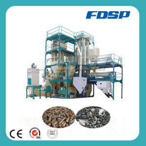 China Best Selling Raw Material Aqua Feed Production Line pictures & photos